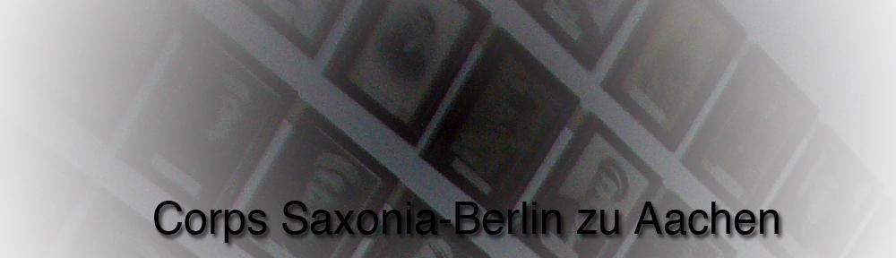 Corps Saxonia-Berlin zu Aachen